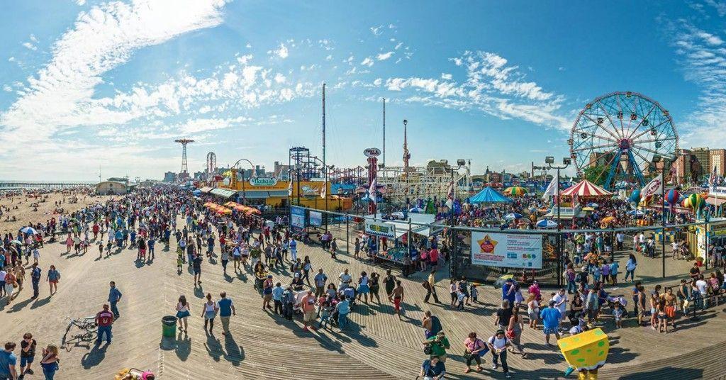 New York 360 Coney Island Virtual Tour
