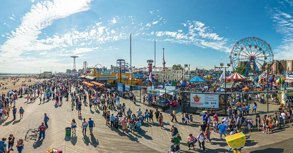 New york 360 coney island virtual tour for Cool things to do in brooklyn